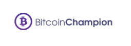 Bitcoin Champion logo- French