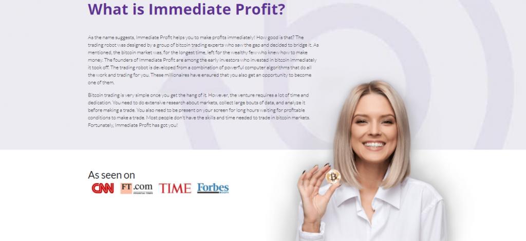 Immediate Profit- French