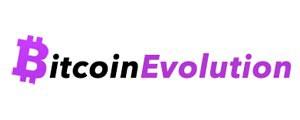 Bitcoin Evolution french logo
