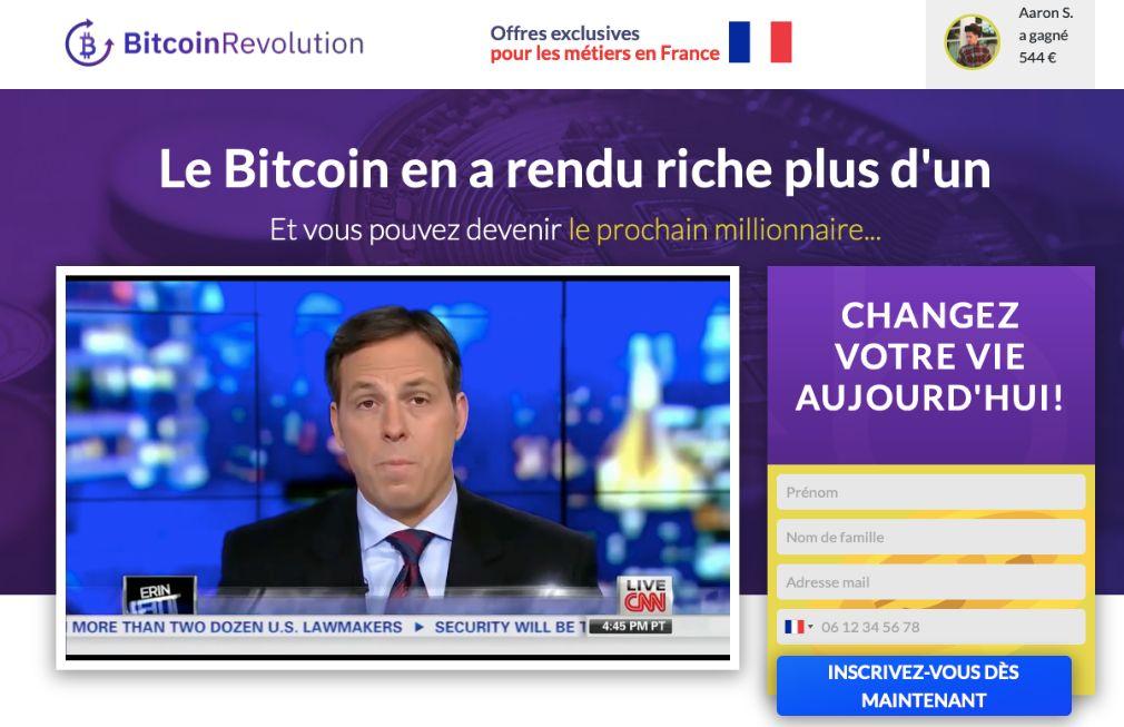 Bitcoin revolution avis - Trading platform