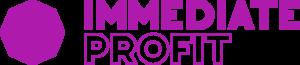 Immediate Profit logo- French