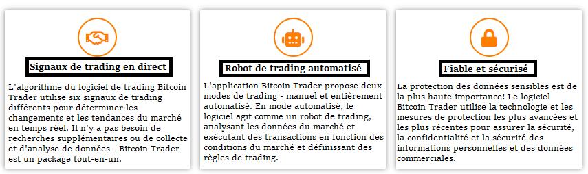 benefits Bitcoin Trader-French