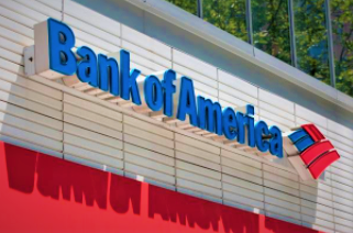 Bank of America image french